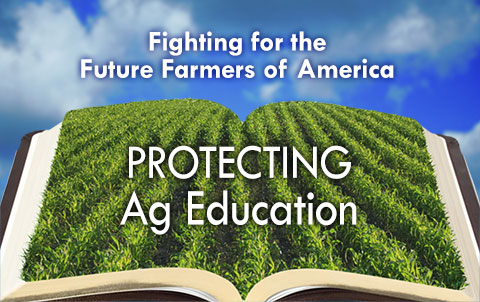 Protecting Ag Education