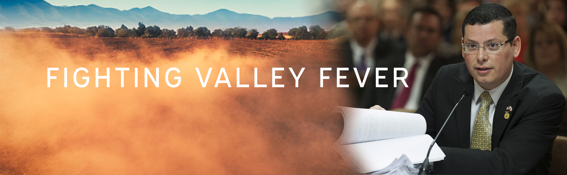 Fighting Valley Fever