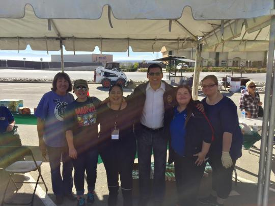 Independent Living Center of Kern County First Annual BBQ Lunch