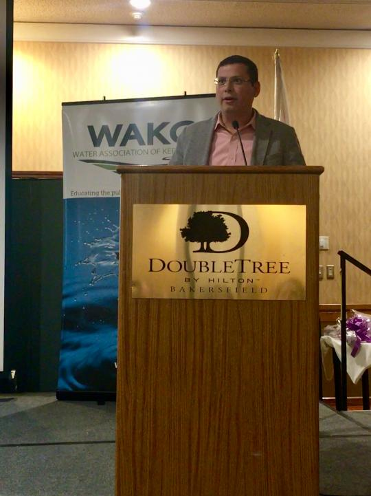 Water Association of Kern County Annual Meeting in Bakersfield