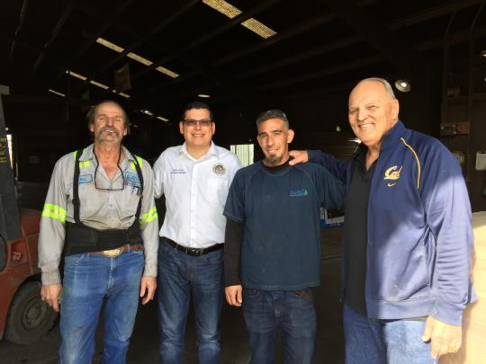 Alianza Recycling and Recovery in Bakersfield