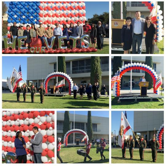 Annual Vet Fest at Bakersfield College