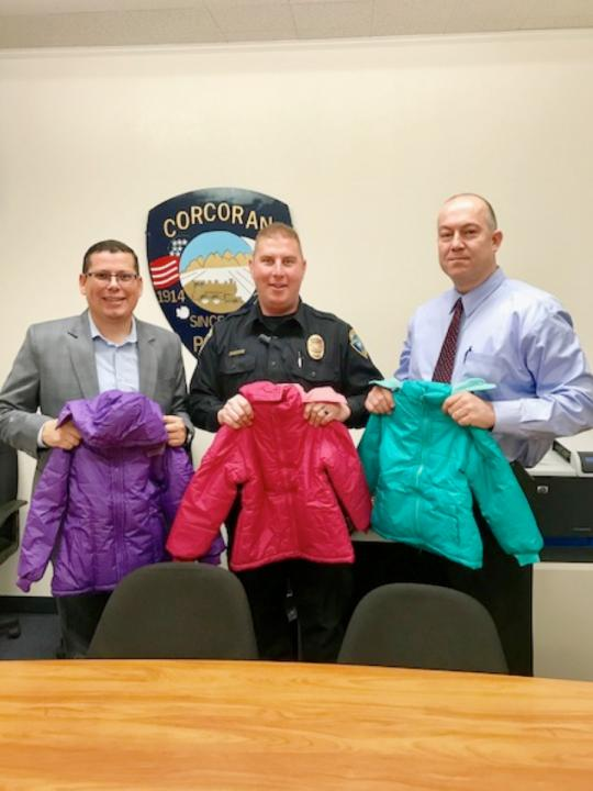 Annual Kings County Winter Coat Drive