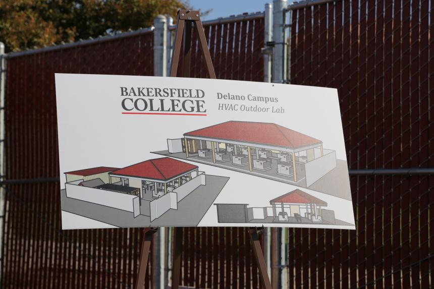Plans for new HVAC program at Bakersfield College in Delano