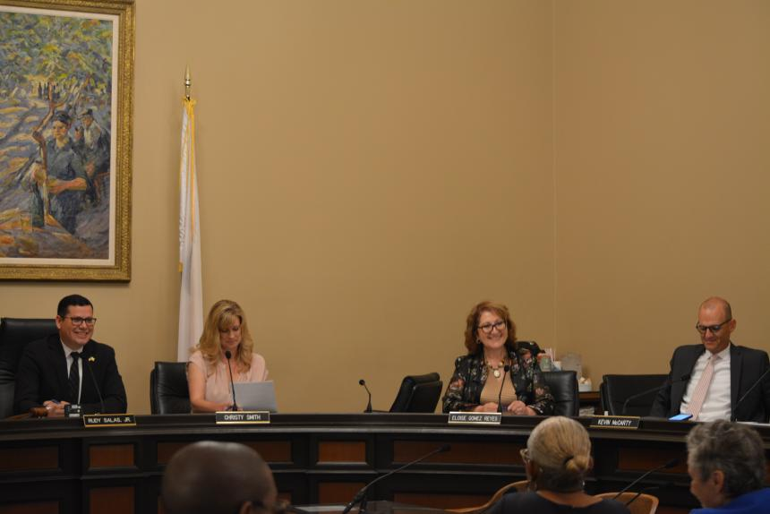 Assemblymember Salas Chairs Hearing on Early Childhood Development