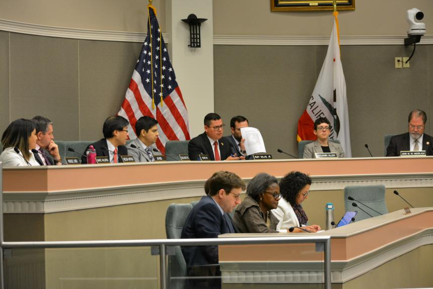 Salas Leads Oversight Hearing to Address Childhood Lead Poisoning