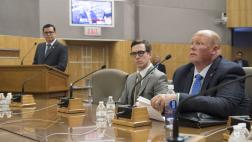 Rob Purdie's testimony at Senate Health Committee for Valley Fever Americas Foundation