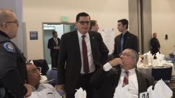 Assemblymember Salas attends Luncheon to honor Dave Borcky, Jr., 2018 Veteran of the Year